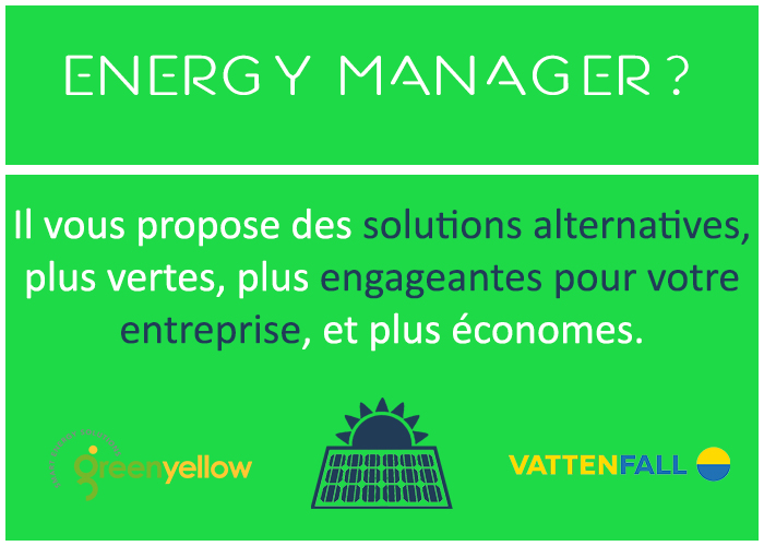 Energy manager - solutions alternatives